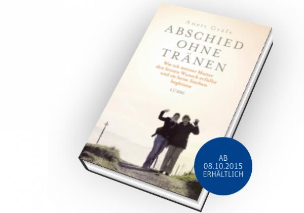 Buch Abschied ohne Tränen von Anett Gräfe