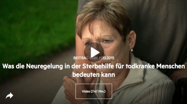 Stern TV Sterbehilfe Beitrag 21.10